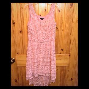 Junior medium lace dress